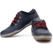 Clarks Newtown Soul Sneakers For Men(Blue)
