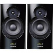 Reloop Aktivní monitory Reloop ADM-5, 8 Ω, 76 dB, 2 x 30/60 W, černá