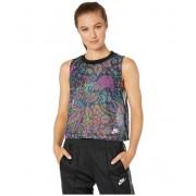 Nike NSW FTR Femme Tank All Over Print Black
