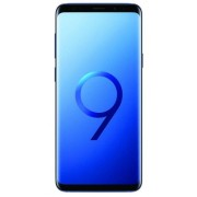 "Telefon Mobil Samsung Galaxy S9 Plus, Procesor Exynos 9810, Octa-Core 2.7GHz / 1.7GHz, Super AMOLED Capacitive touchscreen 6.2"", 6GB RAM, 64GB Flash, Camera Duala 12MP+12MP, 4G, Wi-Fi, Single SIM, Android (Albastru) + Cartela SIM Orange PrePay, 6 euro cre"