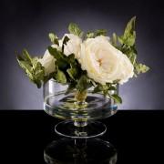 Aranjament floral ETERNITY BOWL ROSE LEAF