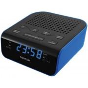 Digitális rádiós ébresztő óra SRC 136 BU