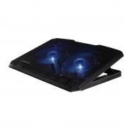 HAMA Black 53065 Стойка за Лаптоп