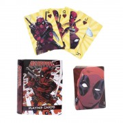 Paladone Products Deadpool Playing Cards Deadpool Designs