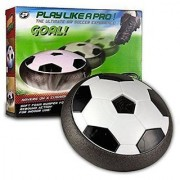 Krasa Air Power Soccer Disk Indoor Hover Action Air Soccer With Foam Bumpers And Led Lights