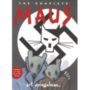 The Complete Maus: A Survivor's Tale, Hardcover