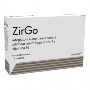 Alfasigma Spa Zirgo 12 Bustine