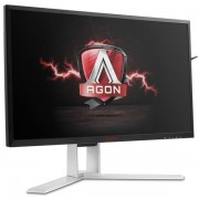 "Monitor Gaming TN LED AOC 24.5"" AG251FG 25inch, Full HD (1920 x 1080), HDMI, DisplayPort, Pivot, 240 Hz, 1 ms (Negru)"
