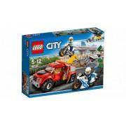 Lego Klocki konstrukcyjne LEGO City Eskorta Policyjna 60137