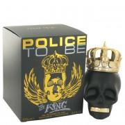 Police Colognes Police To Be The King Eau De Toilette Spray 4.2 oz / 124 mL Fragrances 503474