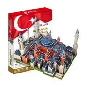 """Cubic Fun 3 D Puzzle Mc Series """"The Hagia Sophia Istanbul"""""""