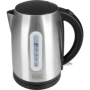 Black & Decker BXKE1702IN Electric Kettle(1.7 L, Grey)