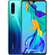 Huawei P30 - 128GB - Twilight Blauw (Aurora)