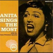Video Delta O'Day/Peterson Quartet - Anita Sings The Most - CD