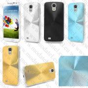 Samsung Galaxy S4 I9500 (метализиран калъф) 'Precious Aluminium'
