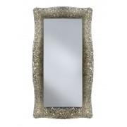 Spiegel mit Glasrahmen 58 x 98 cm
