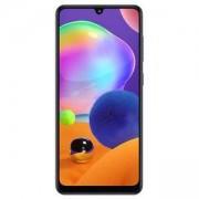 Смартфон Samsung SM-A315 GALAXY A31 64 GB, Octa-Core 2.0 GHz 1.7 GHz, 4 GB RAM, 6.4 инчов дисплей 1080 x 2400 FHD, 48.0 MP + 5.0 MP + 8.0 MP + 5.0 MP + 20.0 MP Selfie, 5000 mAh, 4G, Dual SIM, Черен, SM-A315GZKUEUE