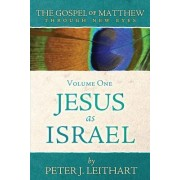The Gospel of Matthew Through New Eyes Volume One: Jesus as Israel
