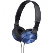 HEADPHONES, SONY MDR-ZX310, Blue (MDRZX310L.AE)