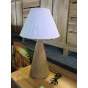 TEAK Tafellamp met touch dimmer