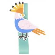 HEMA Elastiek Voor Lunchbox - Vogel (multicolor)