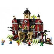 LEGO Strašidelná střední škola v Newbury