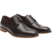ALDO RICMANN Lace Up For Men(Brown)