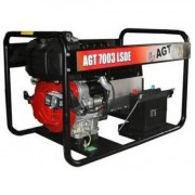 AGT 7003 LSDE Generator trifazic , motor Lombardini , demaror electric 12 V