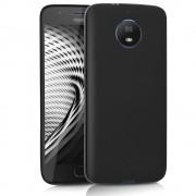 Husa MOTOROLA Moto G5S - Luxury Slim Mat TSS, Negru