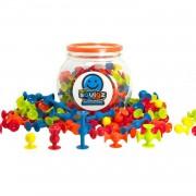 Fat Brain Toys Squigz mini set van 75 stuks