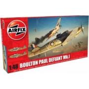 Kit constructie Airfix Boulton Paul Defiant scara 1 48