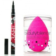 beauty blender with sketch pen