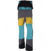 KILPI Pánské lyžařské kalhoty HYDE-M FM0027KIKHK Khaki M