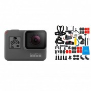 Cámara GoPro HERO 6 4k Black + KIT GoPro Lifelimit