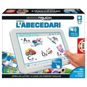 Touch Junior Abecedari (versión Catalan ) - Educa Borras