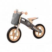 Kinderkrafrt bicikl guralica Runner Nature + kaciga KKRRUNNNAT0ACK