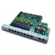 Panasonic Tarjeta de 2 Líneas y 8 Extensiones Unilíneas para Sistema KX-TES824