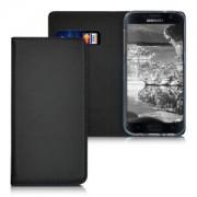 kwmobile Flipový kryt pro Samsung Galaxy S7 - černá
