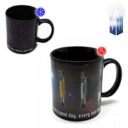 Doctor Who Sonic Screwdriver Heat Reveal Mug