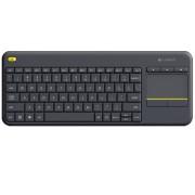 Teclado Logitech K400 plus inalámbrico touchpad, 920-007123