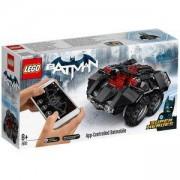 Конструктор ЛЕГО Супер Хироус Батман: Батмобил с приложение за управление, LEGO DC Comics Super Heroes, 76112