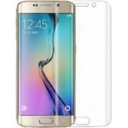 Folie protectie sticla securizata Samsung Galaxy S6 Edge curbata fata spate Transparenta