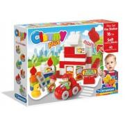 Clemmy Play Set Fire Station, Multi Color