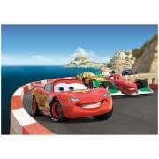 Fototapet Cars Fulger McQueen pe Coasta
