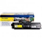 Тонер касета - Brother TN-329Y Toner Cartridge Super High Yield - TN329Y