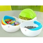 Candy Box Műanyag Tál