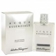 Acqua Essenziale Colonia For Men By Salvatore Ferragamo Eau De Toilette Spray 3.4 Oz