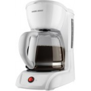 Black & Decker 3XTF89JAZ0UX Personal Coffee Maker(White)