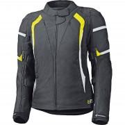 held Motorradjacke Motorradschutzjacke Held Luca Damen Touren Jacke schwarz/neongelb 3XL gelb