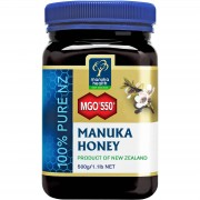 Manuka Health New Zealand Ltd Miel de Manuka Pur MGO 550+ Manuka Health - 500g